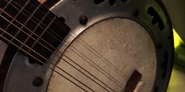 Musik CD 8: Das Banjo